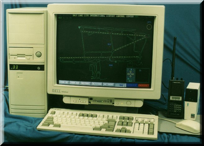 ORIGINAL SCAN TOWER MONITOR